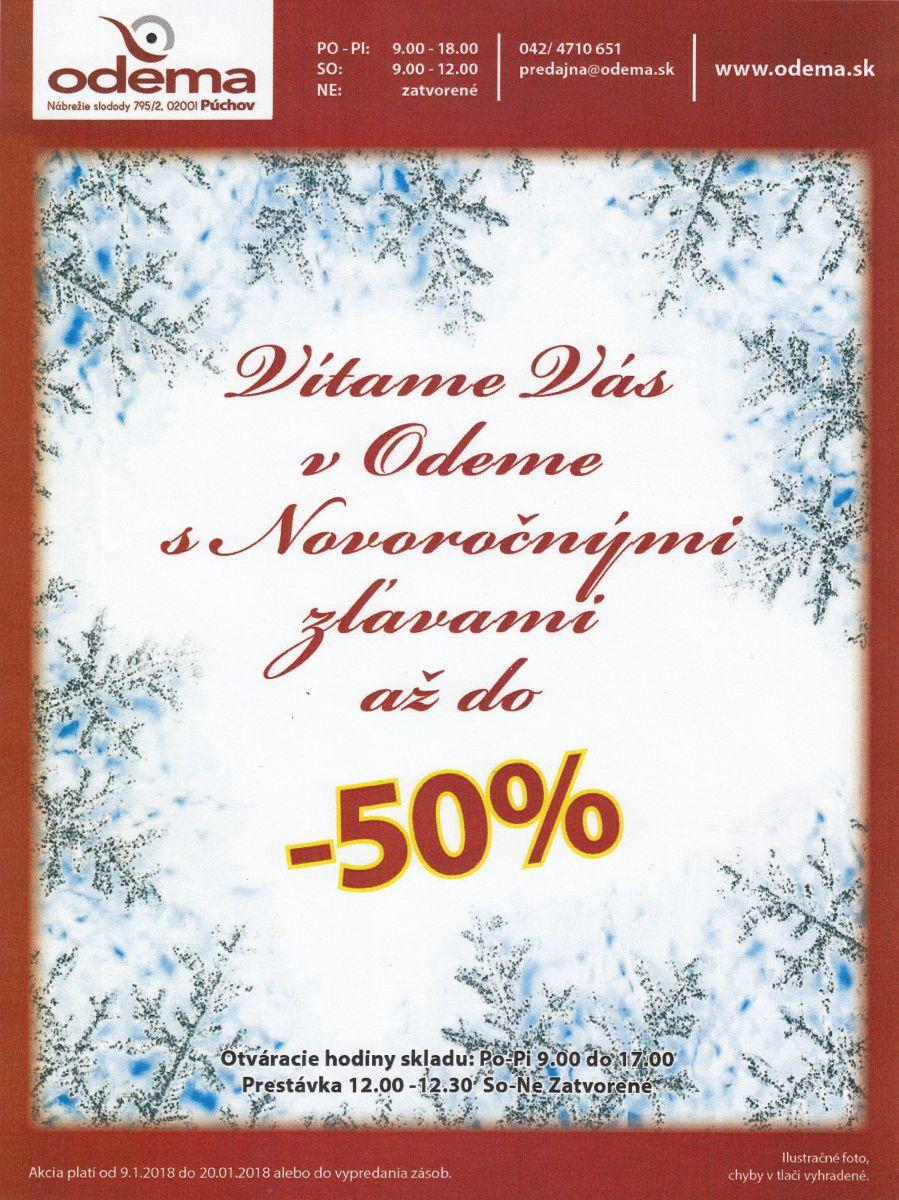 b9affdc0b516 Veľký zimný výpredaj v Odeme